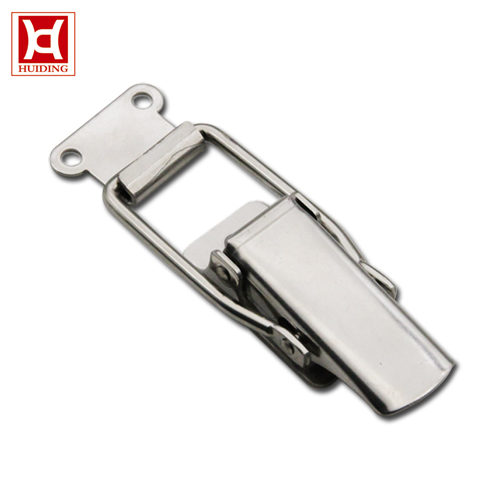 Huiding stainless steel draw latch adjustable toggle clamp